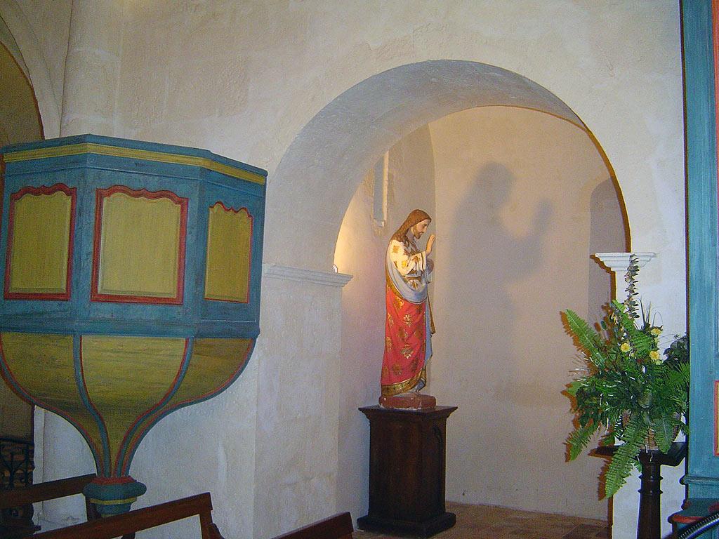 L glise saint saturnin de brassempouy abbayes eglises for Toro piscine labat