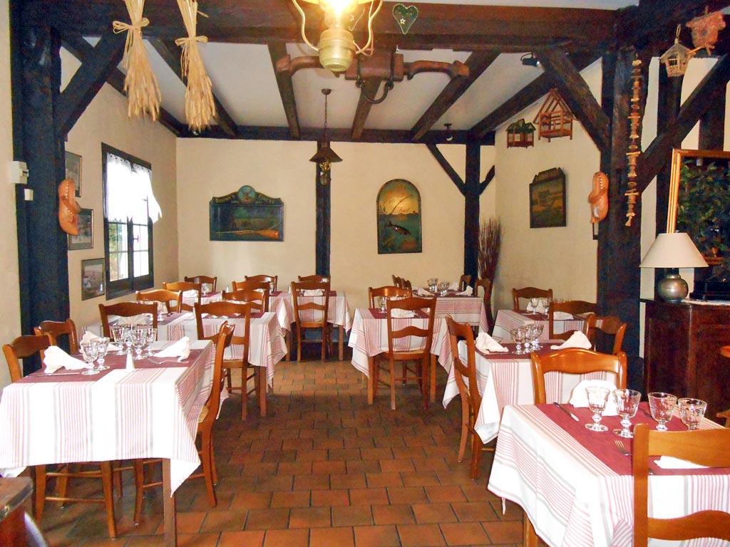 Restaurant L Estanquet Lit Et Mixe Menu