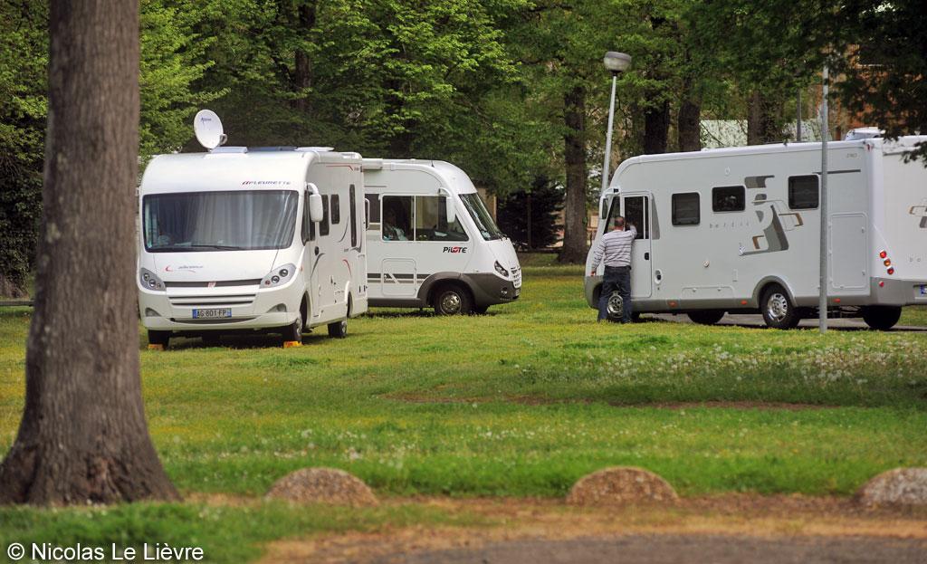 Aire De Camping Cars De Mont De Marsan Agglomeration Campervan Sites And Stopovers In Mont De Marsan Guide Des Landes