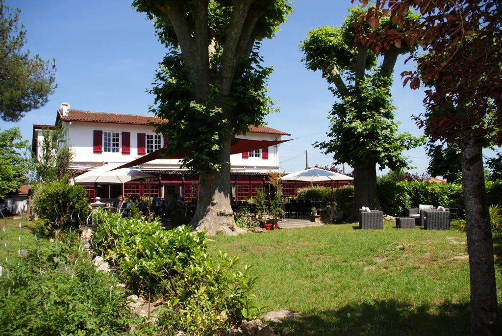 Restaurant Villa Dacquoise Dax