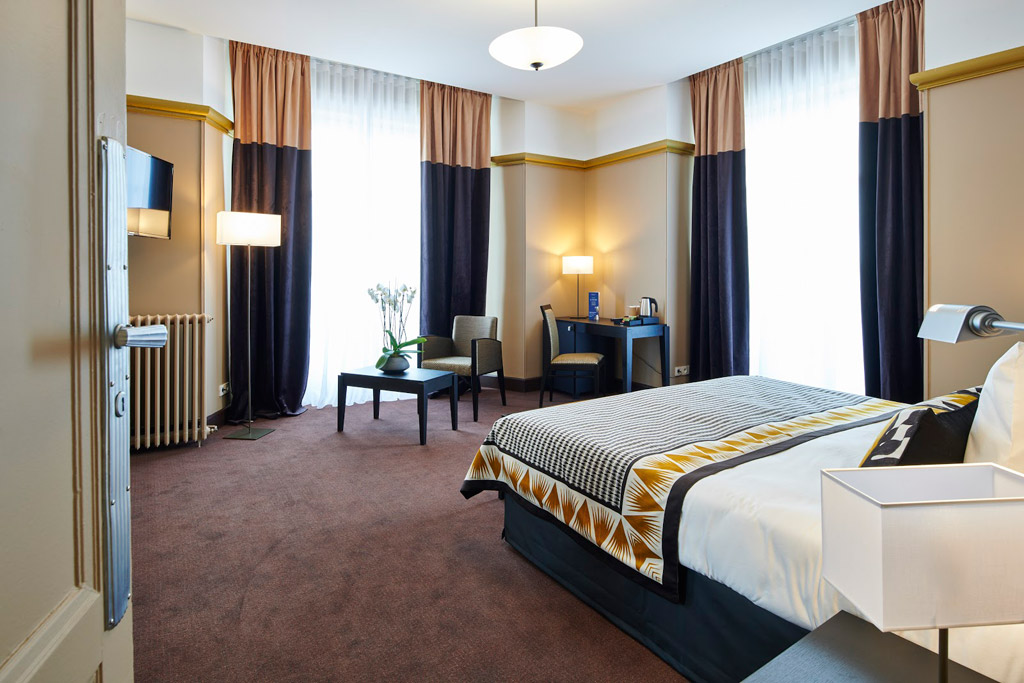 Hôtel Spa Le Splendid Group Accommodation Room Hire Seminars