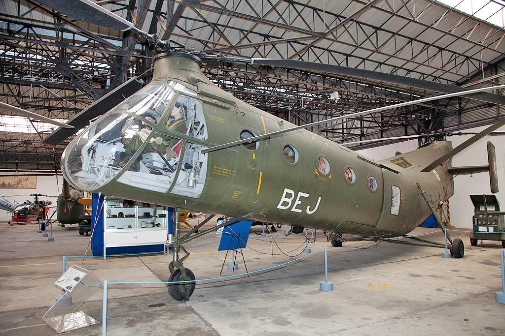 Le Musée de l'aviation