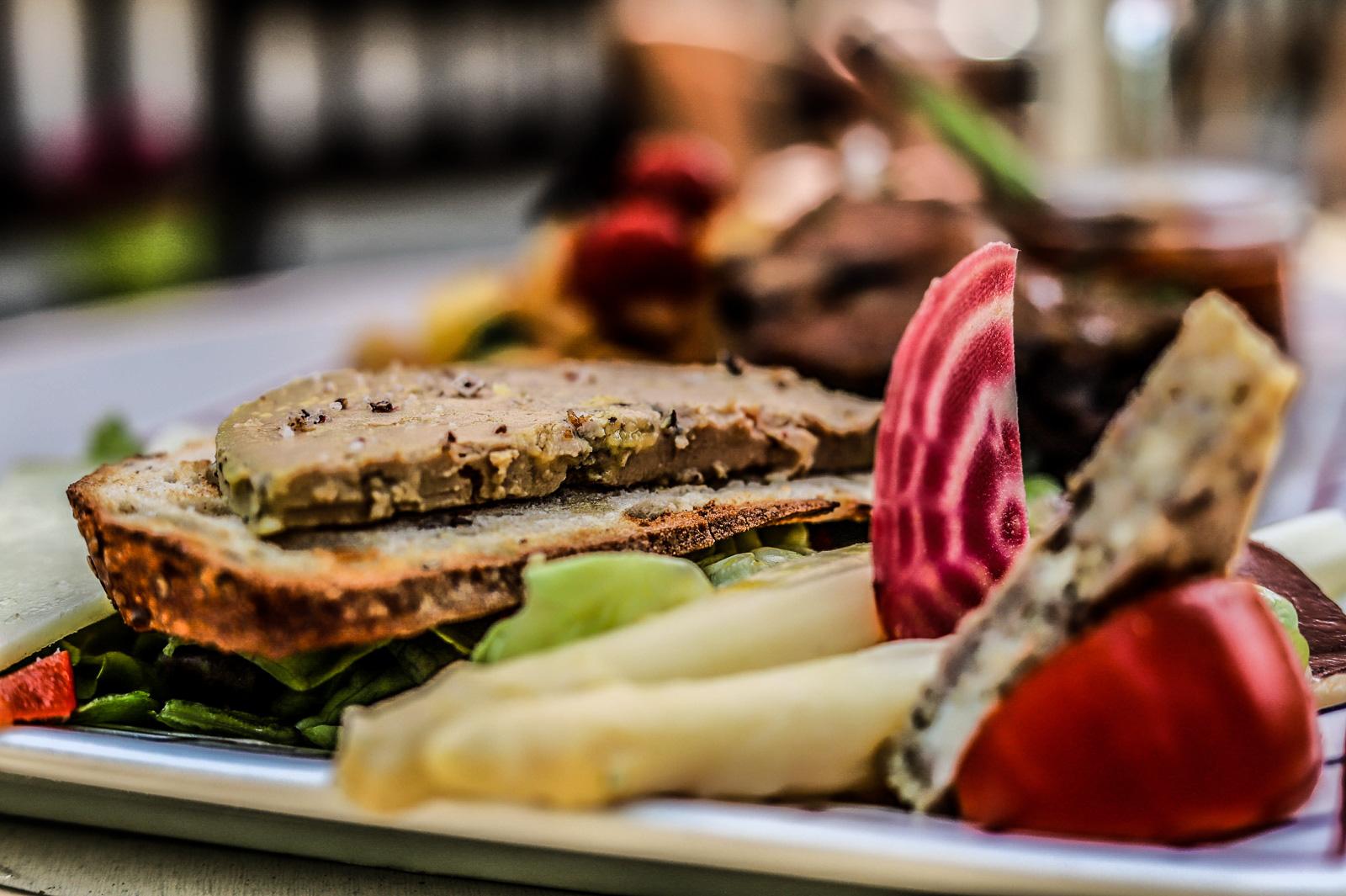 Foie gras landais
